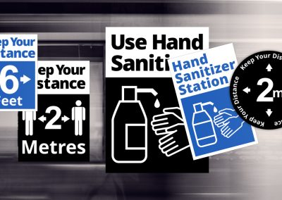 A New Type Of Warning Signs – Social Safety Signs. Are They Here To Stay