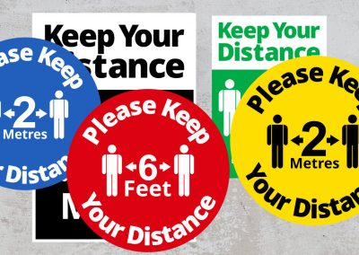 What Colour Are The Most Effective Social Safety Signs And Why?